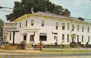 Ohio Windsor Switching Post Antiques Restaurant
