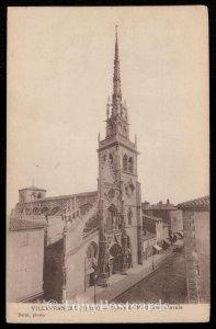 VILLEFRANCHE (Rhone) - Eglise de N.D. des Marais