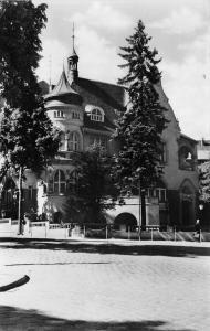 BG28539 frankfurt oder veteranenklubhaus volkssolidaritat  germany  CPSM 14x9cm