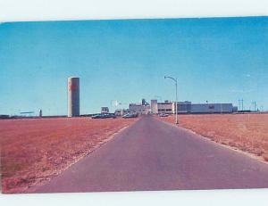 Pre-1980 FACTORY SCENE Clovis New Mexico NM c6921