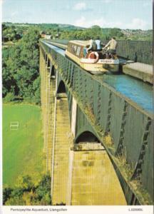 Wales Llangollen Pontcysyllte Aqueduct
