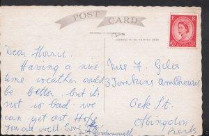 Genealogy Postcard- Family History - Giles - Abingdon - Berkshire  BH5142