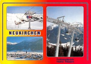 Nationalparkgemeinde Neukirchen am Grossvenediger Skiarena Wildkogel Salzburg