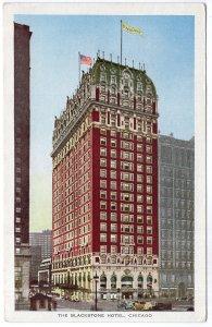 Chicago, The Blackstone Hotel