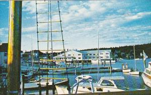 Maine Boothbay Harbor 1964