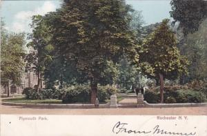 New York Rochester Plymouth Park 1906