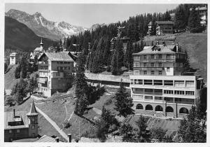 Switzerland Arosa, Orellihaus, Alkoholfreie Hotel-Pension, Conditorei Tea-Room