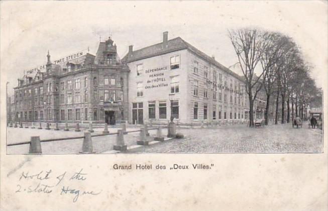 Netherlands Amsterdam Grand Hotel des Deux Villes