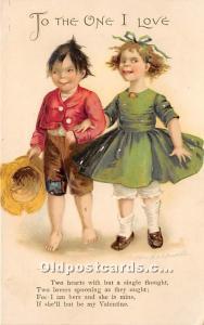 Artist Ellen Clapsaddle International Art Co. 1908