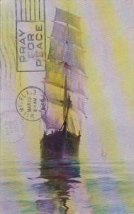 Sailing Vessel M P Grace 1959