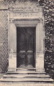 Hotel Gouin, Porte Interieure, Tours (Indre Et Loire), France, 1900-1910s