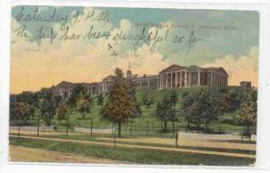 State Normal School, Kalamazoo,  Michigan,PU-1913