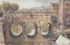 BATH , Somerset , England , 00-10s; Pulteney Bridge, TUCK # 4014