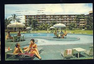 Kaanapali, Maui, Hawaii/HI Postcard, Kaanapali Beach Hotel, 1972!