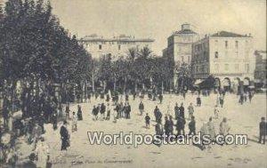 La Place du Gouvernement Alger Algeria, Africa, Unused