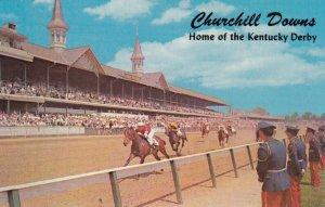 Churchill Downs Horse Race Track , Kentucky , 1950-60s