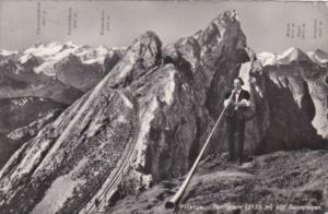 Switzerland Pilatus Tomlishorn und Berenalpen 1956 Photo