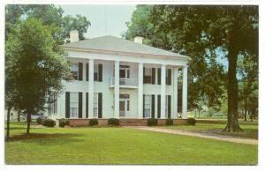 Residence, Margin Street, Grenada, Mississippi, 40-60s