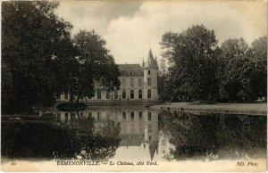 CPA Ermenonville- Le Chateau FRANCE (1020468)