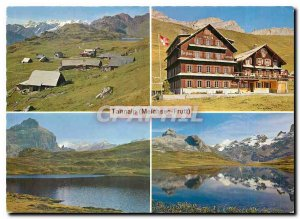 Postcard Modern Tannalp Melchsee Frutt