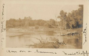 RP: FAIRBURY , Nebraska, 1907 ; Creek