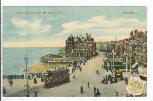 Talbot Square & Metropole Hotel, Blackpool, UK, 00-10s