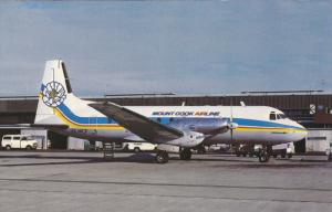 British Aerospace BAe (HS) 748 - 242 Srs 2A, ZK-MCF c/n 1697 of Mount Cook Ai...