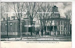 County Clerks Office, Batavia NY