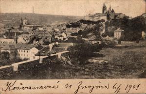 Czech Republic - Znojmo 1901 02.88