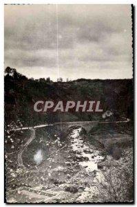 Old Postcard Crozant (Creuse) The Bridge Sedelle