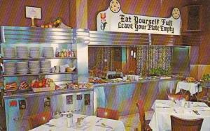 Pennsylvania Lancaster Miller's Smorgasbord Buffet