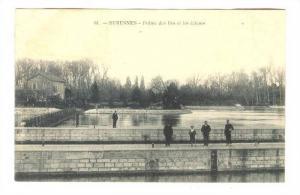 Suresnes , western suburbs of Paris, France, 00-10s- Pointe des Iles et les e...