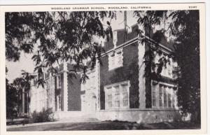 Grammer School , WOODLAND , California ,20-40s