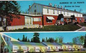 Canada Auberge De La Pointe Riviere Du Loup Quebec