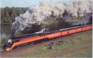 Southern Pacific Daylight PNWC-NRHS Steam Engine Excursion