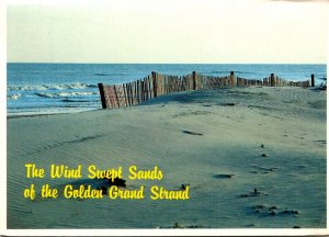 South Carolina North Myrtle Beach Golden GRand Stand Beaches 1983