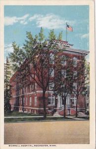 Minnesota Rochester Worrell Hospital
