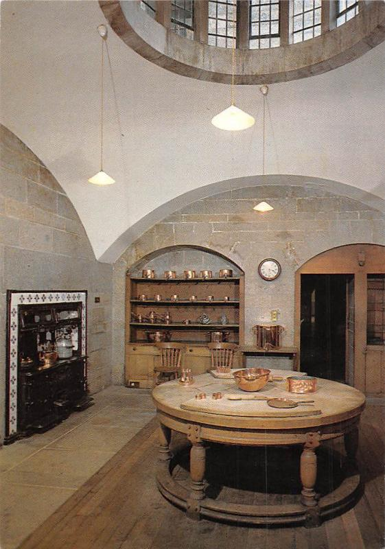 Castle Drogo Devon The Kitchen