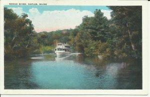 Naples, Maine, Songo River