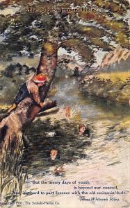 Cobb Shinn~The Old Swimmin' Hole~James Whitcomb Riley~Neighborly Poems~1908