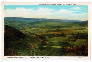 Petersburg Valley, Taconic Trail, Petersburg NY -