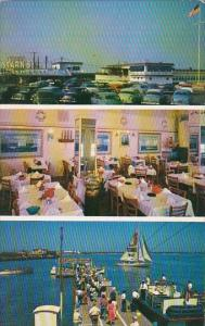Captain Starn's Restaurant and Boating Center At Inlet Atlantic City New Jersey