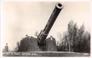 In Coat Defence Gun, 9.2 inch Coast Defence Gun, heavy artillery weapon