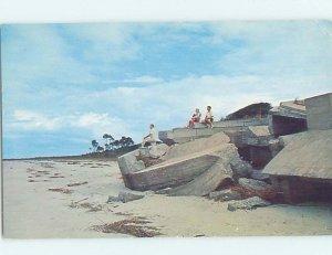 Pre-1980 SEA PINES PLANTATION Hilton Head Island South Carolina SC AD5593