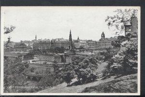 Scotland Postcard - Edinburgh From The Castle   RS18397