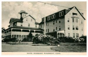 Connecticut  Woodmont , Hotel Pembroke