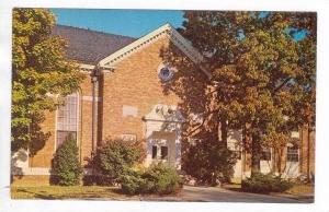 Hardy Library Atlantic Christian College,Wilson,NC,40-60
