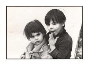 Postcard Spanish Children by Andy Sotiriou Athena Photographics No.:650132 #25