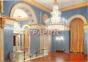 Postcard Modern Munchen National Theater Foyer