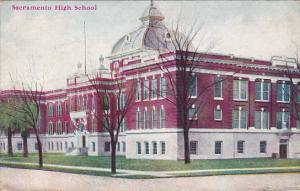 High School Sacramento California